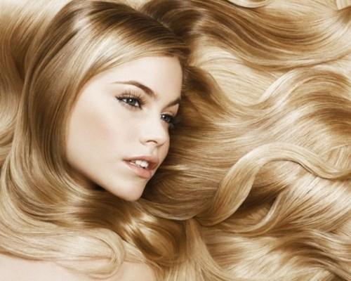 Как убрать желтизну волос, после осветления