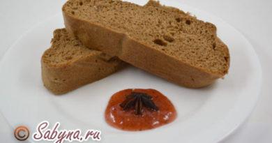 Шоколадный бисквит в хлебопечке. Мастер класс с фото