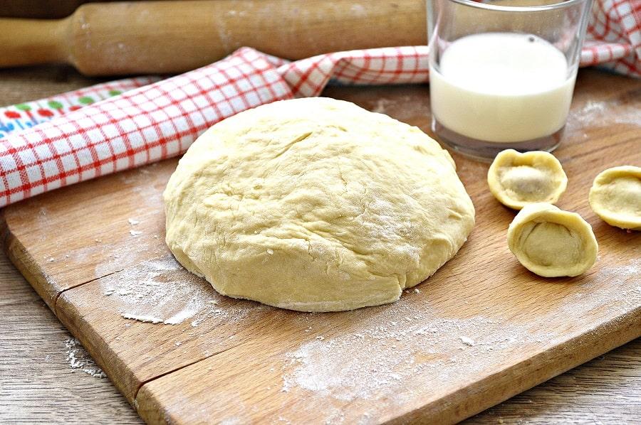 простое тесто для пельменей рецепт с фото огромное количество