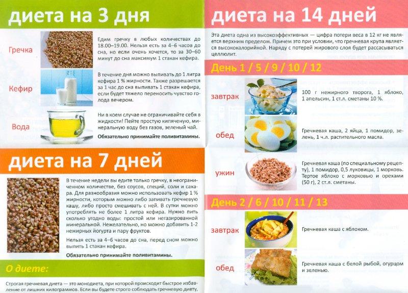 Диета Гречкой Похудения. Гречневая диета