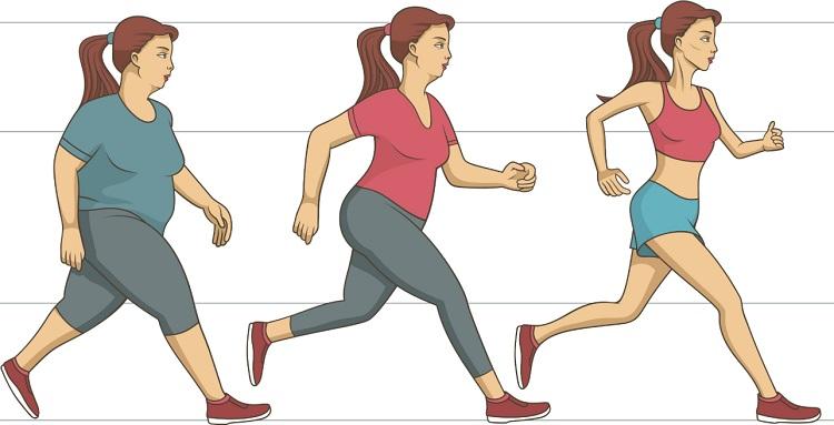 Бег для похудения, как правильно бегать, чтобы похудеть