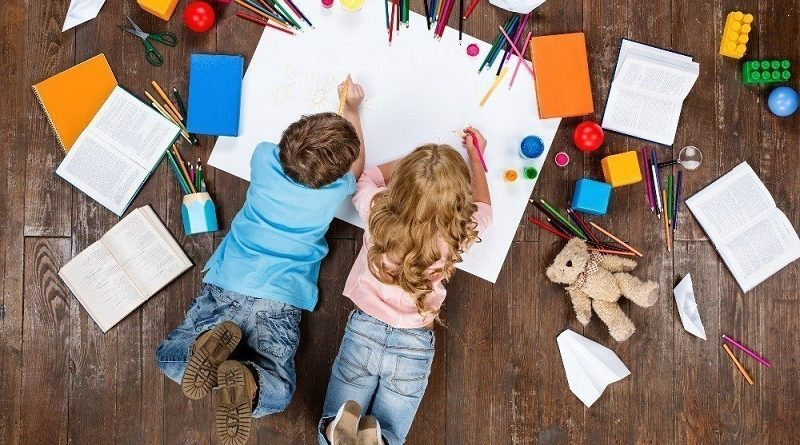 Креативный ребенок: 5 привычек, которые усилят творческий потенциал вашего ребенка