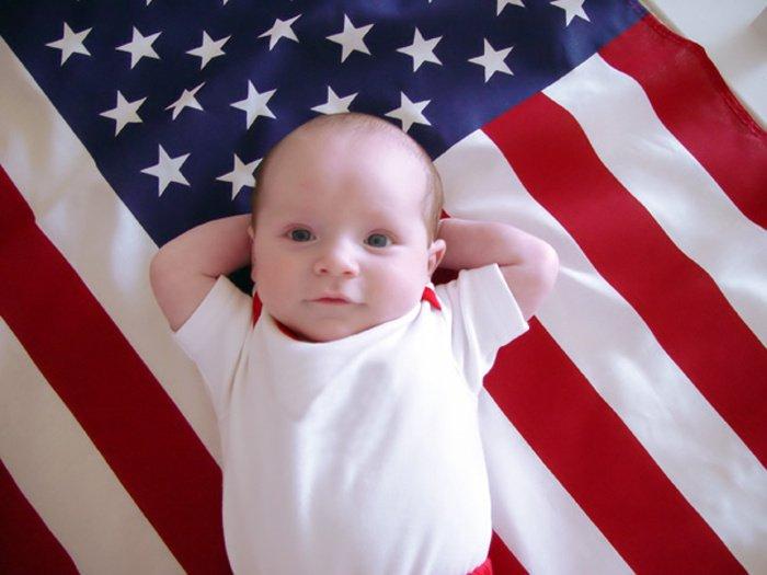 Рожаем в США