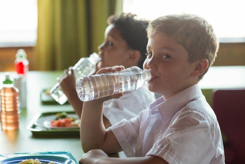 Какие функции активизирует вода у учащихся?