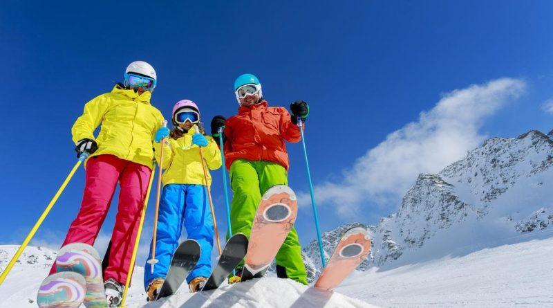 Как подготовиться к активному отдыху на горнолыжном курорте всей семьёй?