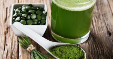 Чем полезен хлорофилл?