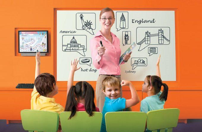 Учим ребёнка английскому языку