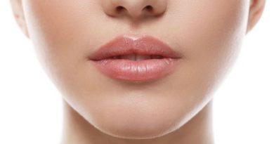Как сделать губы нежными и красивыми?