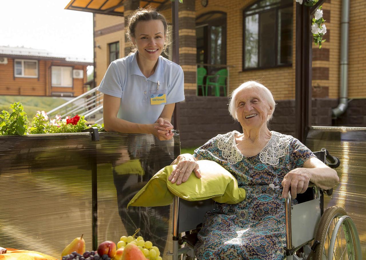 Почему не стоит бояться пансионатов для престарелых людей?