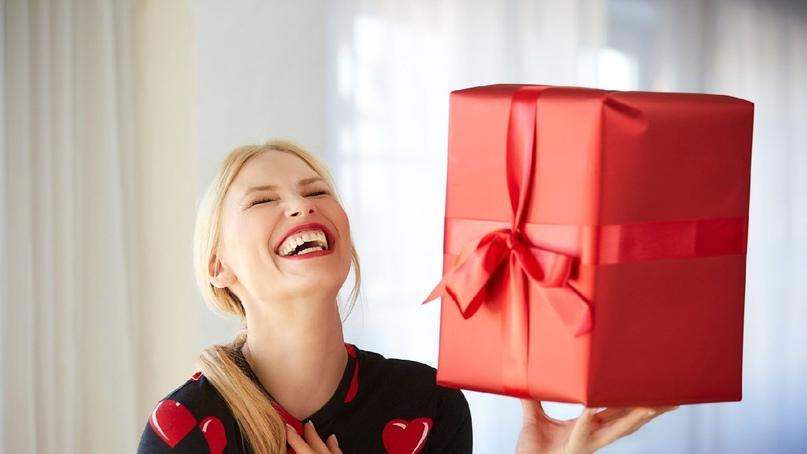 Какой должна быть подача подарка?