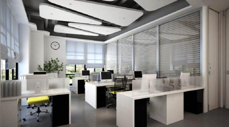 Офисный интерьер: современные тенденции