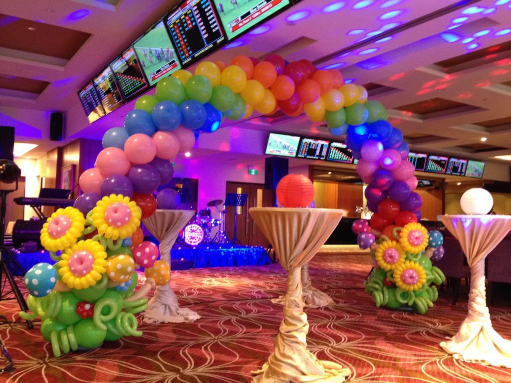 Возможности магии воздушных шаров