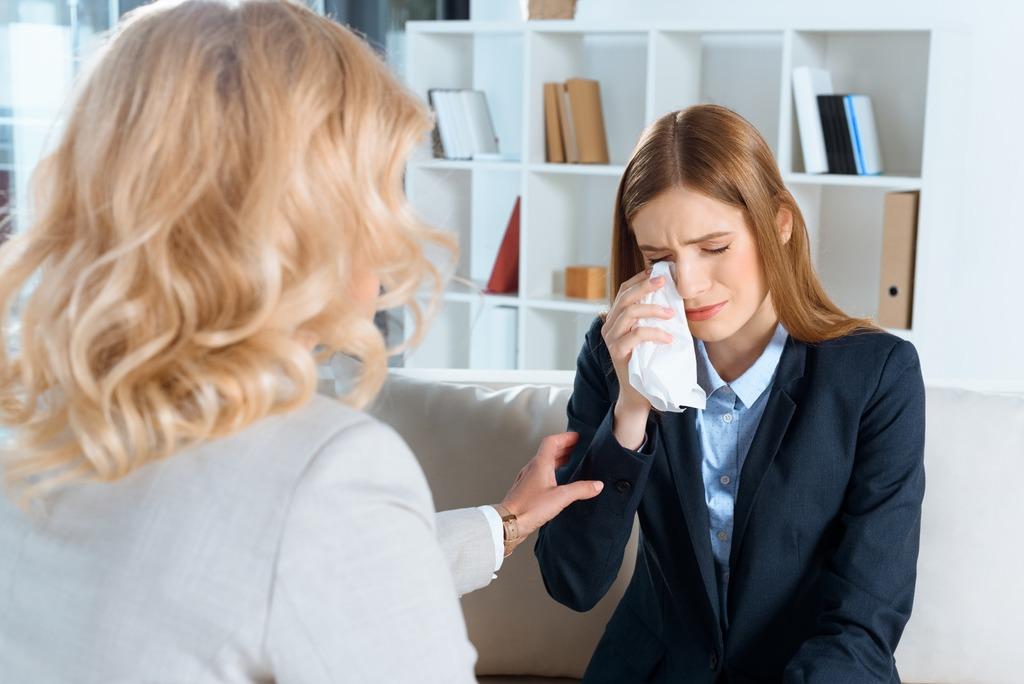 В чём суть работы женского психолога?
