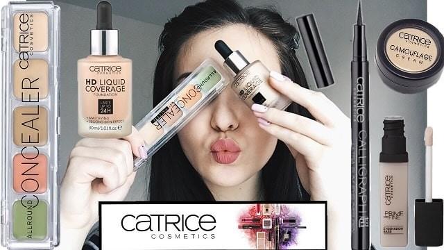 Немецкая косметика Catrice для безупречного макияжа