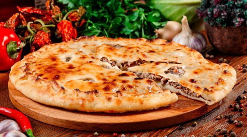 Осетинские пироги - любимое блюдо по всей России