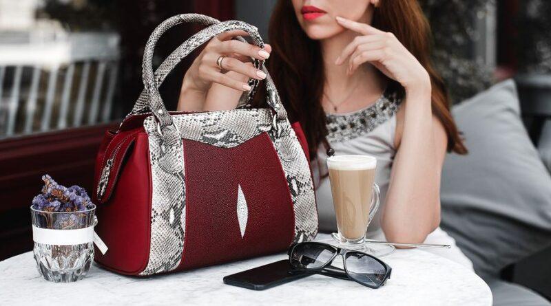 Эта загадочная женская сумка