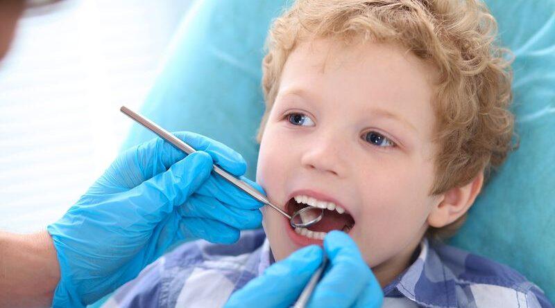 О кариесе молочных зубов