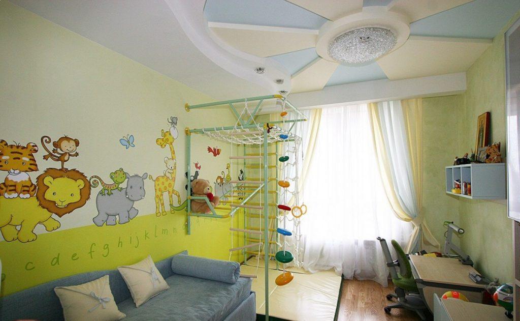 Ремонт детской комнаты: советы и рекомендации
