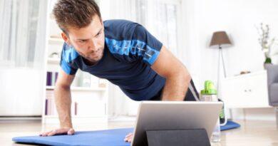 Онлайн фитнес с персональным тренером