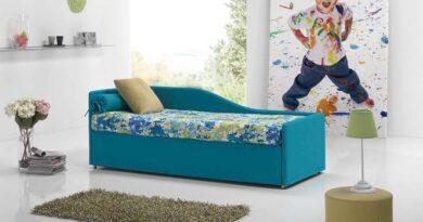 Как правильно выбирать диван для ребенка