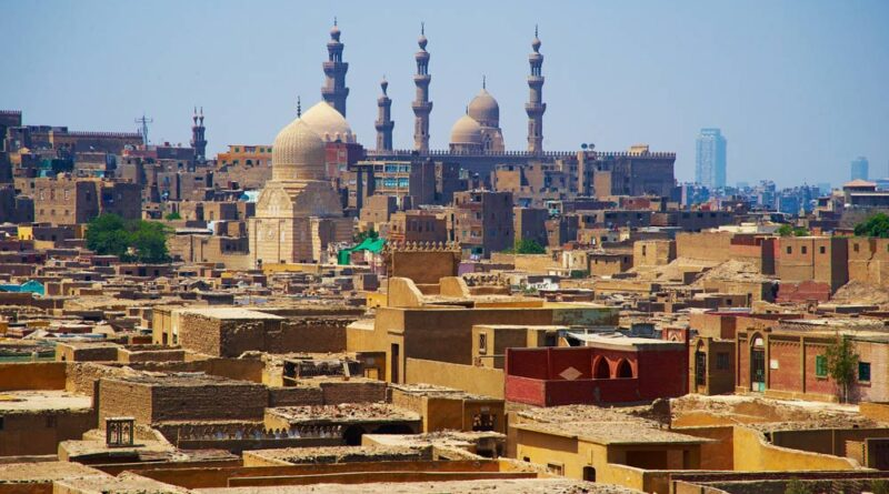 Туристические города мира: Каир, Александрия, Гонконг