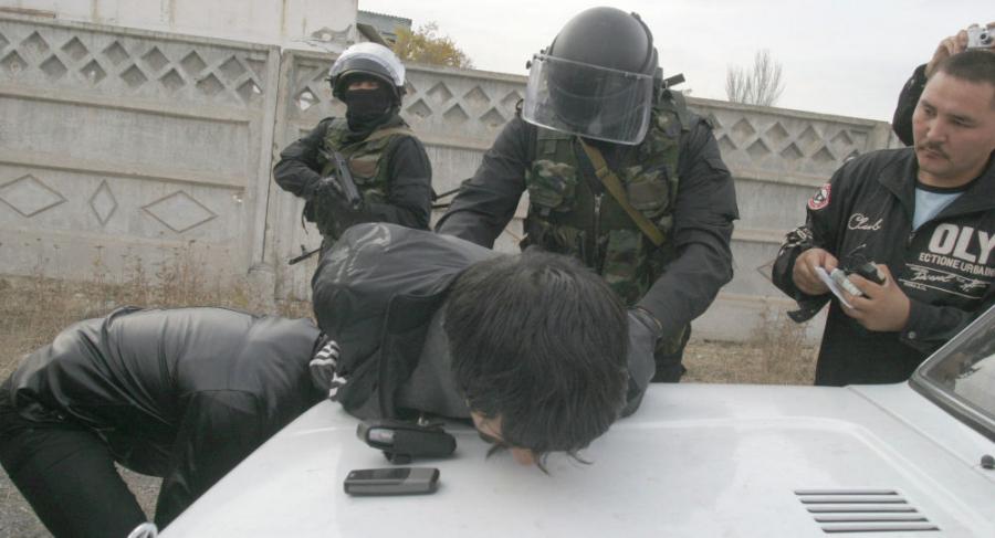 Массовые задержания наркокурьеров по всей территории Узбекистана